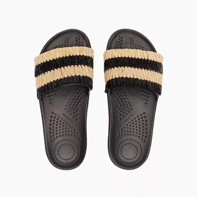 O slippers .raphia
