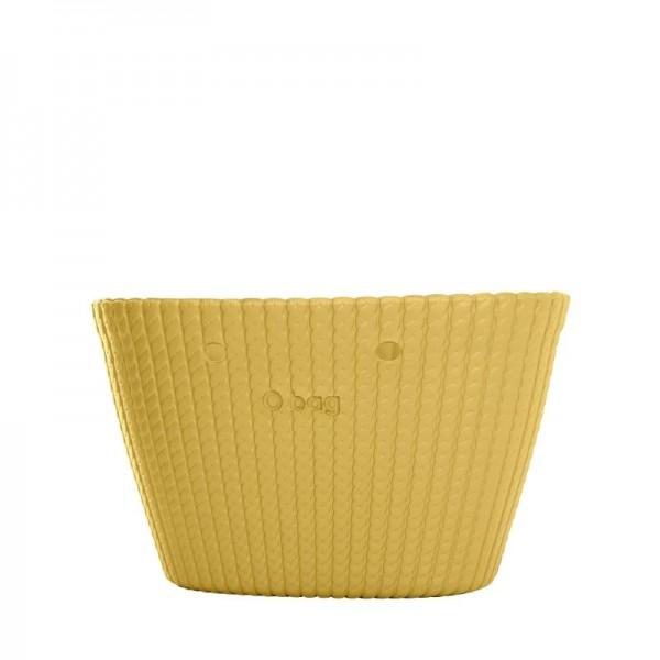 O bag knit mini .coque