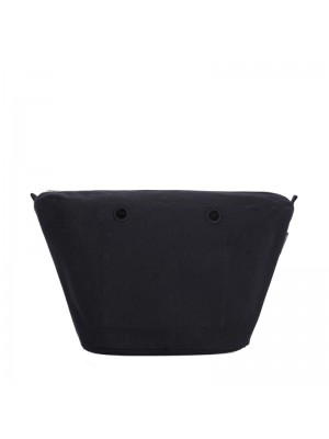 O bag knit .intérieur toile