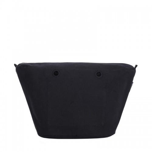 O bag knit .intérieur velours côtelé