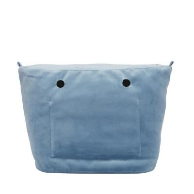 O bag .intérieur velours
