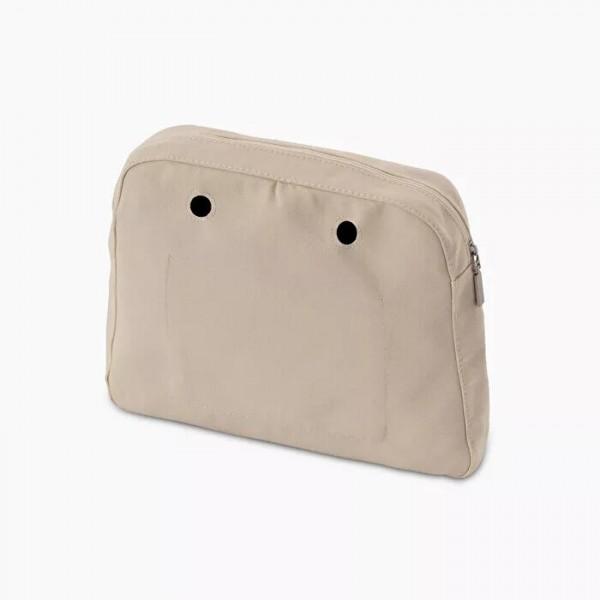 O bag reverse .intérieur toile