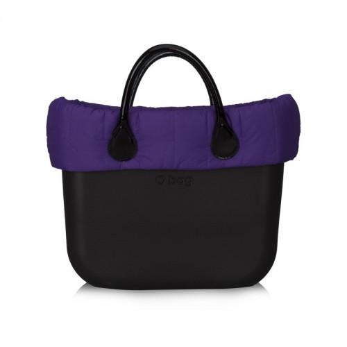 O bag .bordure doudoune