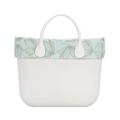O bag .bordure fantaisie coco
