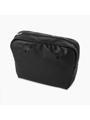 O bag mini .intérieur à passants nappa