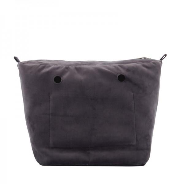O bag .intérieur microfibre