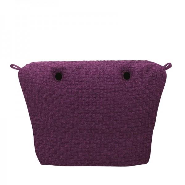 O bag .intérieur laine bouclée