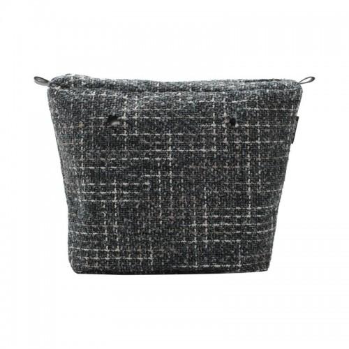 O bag .intérieur tweed