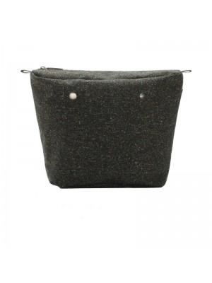 O bag .intérieur tissu oxford