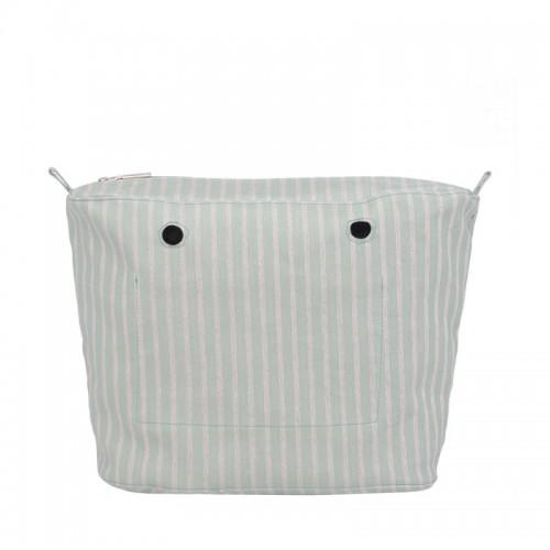O bag .intérieur tissu Pasig River