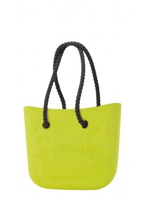 O bag .coque brossée