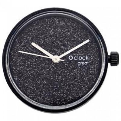 O clock great .cadran ciel de cristal