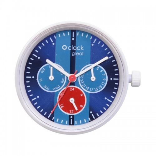 O clock great .cadran date ocean race