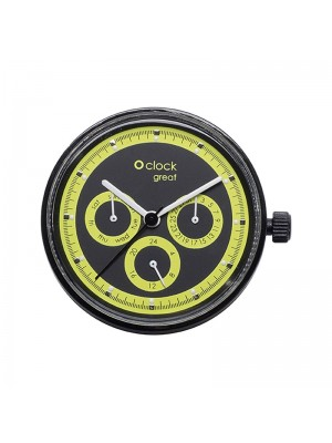 O clock great .date racing fluo