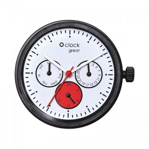 O clock great .date satin
