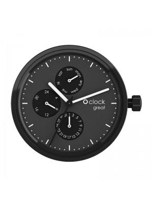 O clock great .cadran date