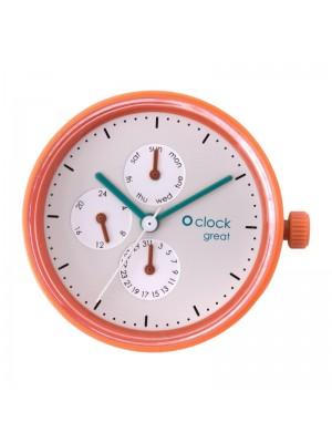 O clock great .date couleur