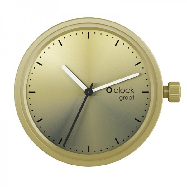 O clock great .dial soleil