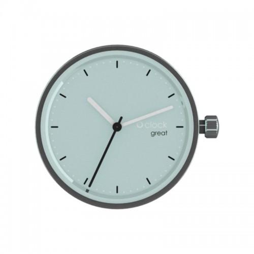 O clock great .cadran ton sur ton