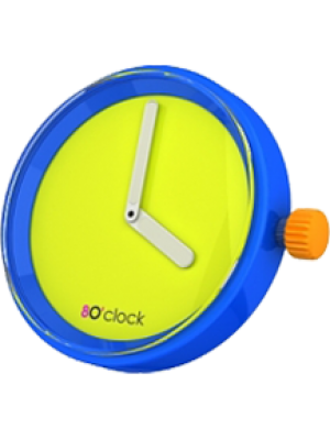 O clock .cadran fluo
