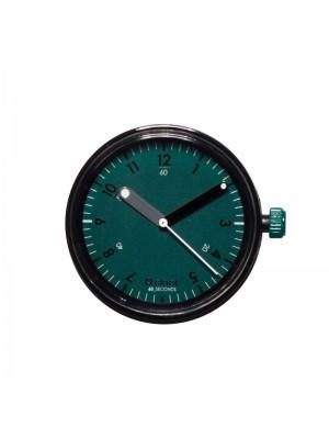 O clock .60 secondes