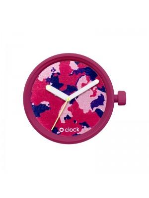O clock .camouflage
