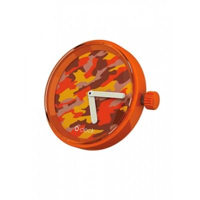 O clock .cadran camouflage