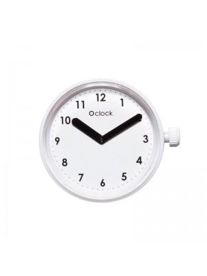 O clock .cadran chiffres