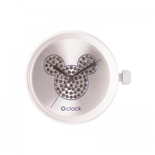 O clock .Mickey cristal