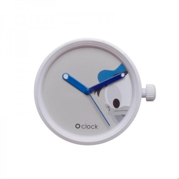 O clock .Disney