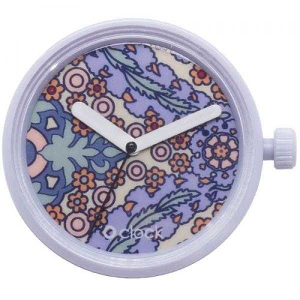 O clock .cadran foulard