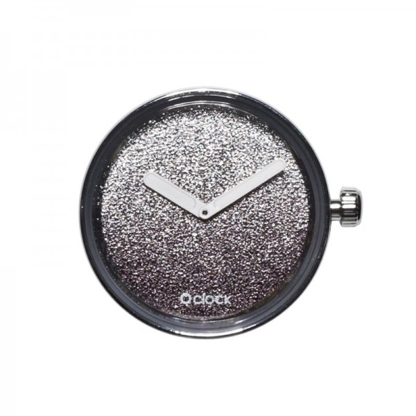 O clock .cadran glitter