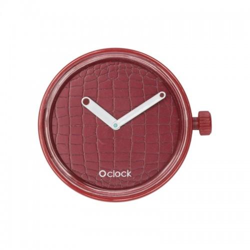 O clock .cadran laser croco