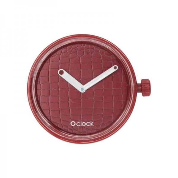O clock .laser croco