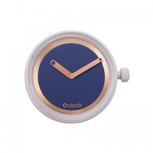 O clock .metal ring