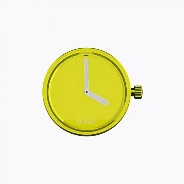 O clock .cadran miroir