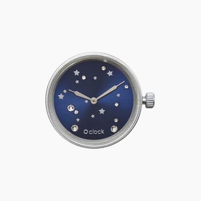 O clock .cadran nuit de cristal