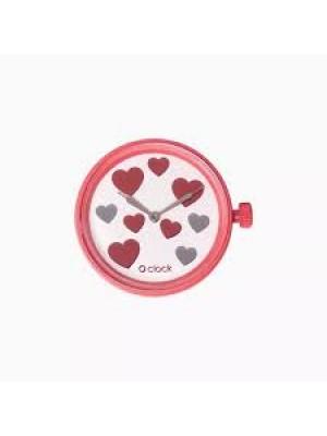 O clock .cadran 9 coeurs
