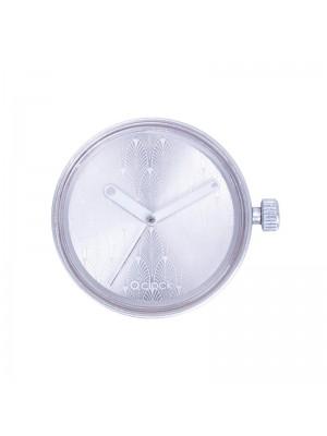O clock .cadran plume