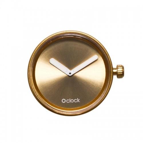 O clock .cadran soleil métal