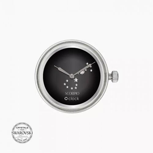 O clock .cadran Swarovski zodiaque