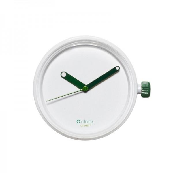 O clock .cadran trotteuse