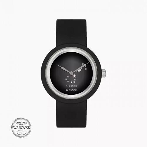 O clock .montre Swarovski zodiaque