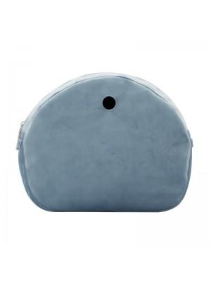 O bag moon light .intérieur microfibre